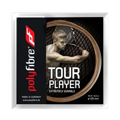 Polyfibre Tour Player Tennis String Set
