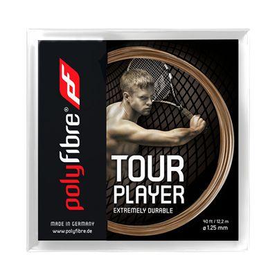 Polyfibre Tour Player Tennis String Set