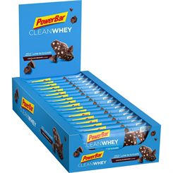 PowerBar Clean Whey Protein Bar - Pack of 18