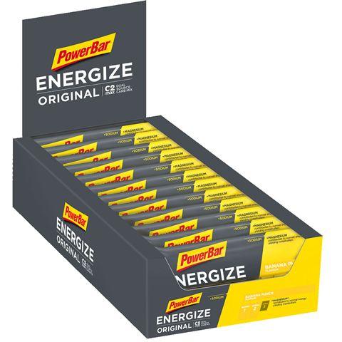 PowerBar Energize Original Energy Bar - Pack of 25