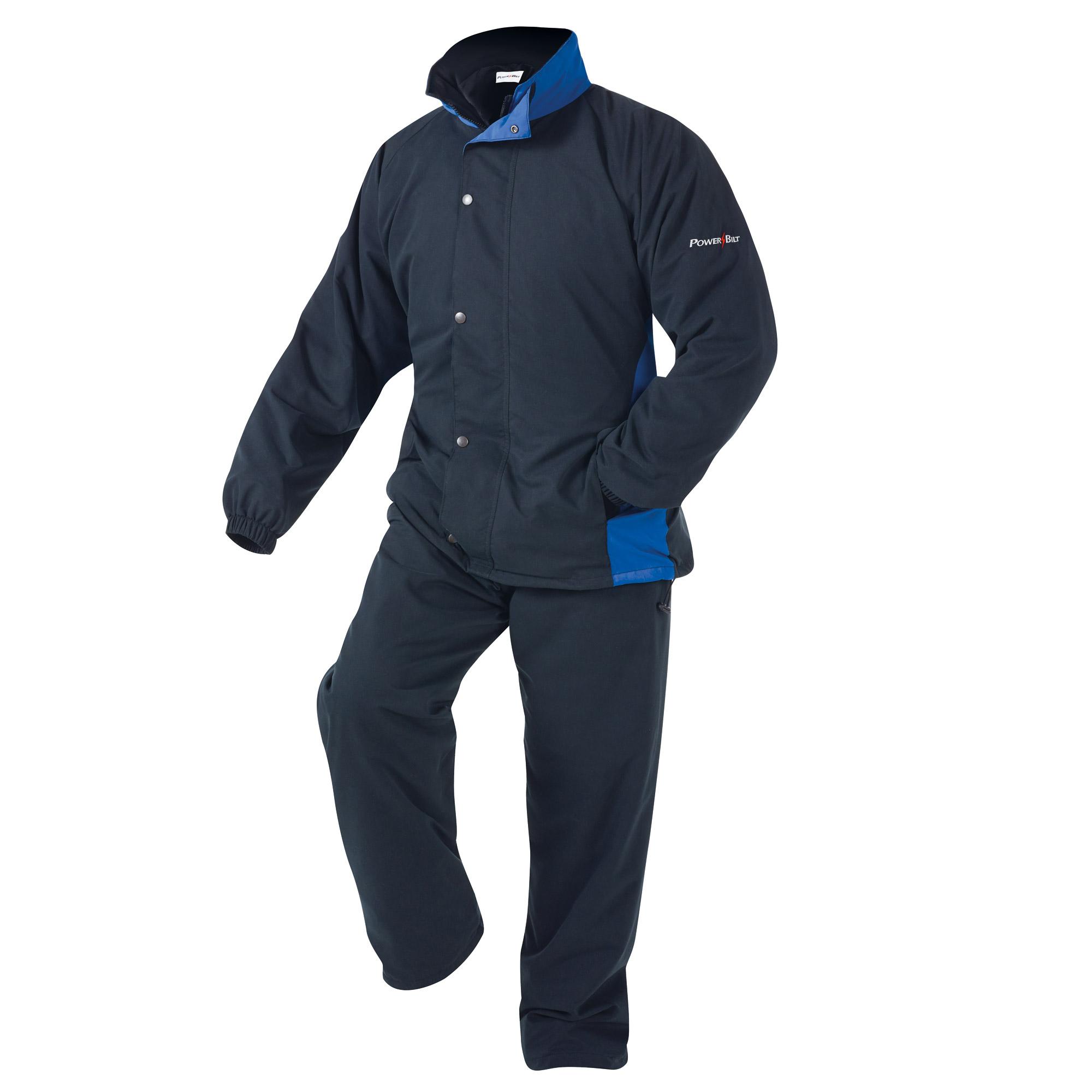 PowerBilt Nimbus Waterproof Mens Golf Suit - XXL