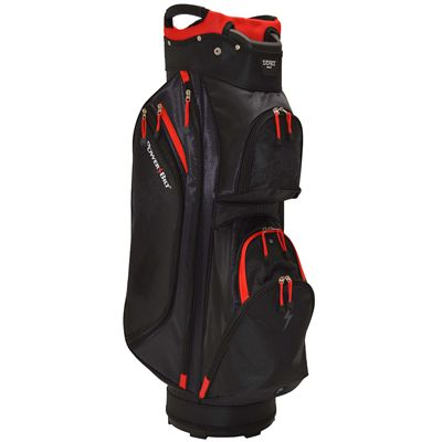 PowerBilt TPX Cart Bag - Side