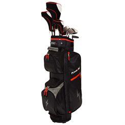 PowerBilt TPX Steel Mens Golf Package Set