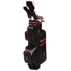 PowerBilt TPX Graphite Mens Golf Package Set