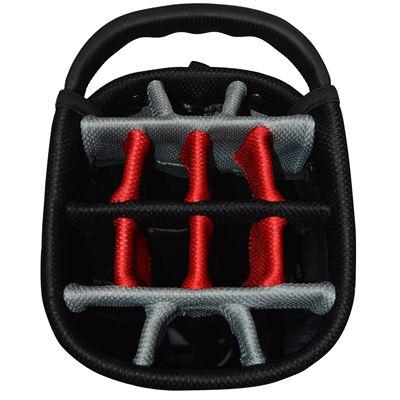 PowerBilt TPX Hybrid Golf Stand Bag - Top