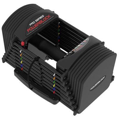 PowerBlock Pro 50 Adjustable Dumbbells - Single