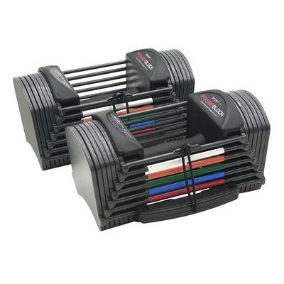 PowerBlock Sport 2.4 Adjustable Dumbbells - New