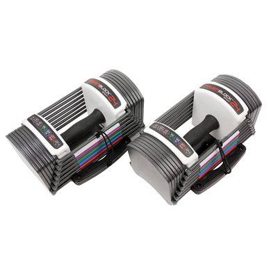 PowerBlock Sport 2.4 Adjustable Dumbbells - New Image