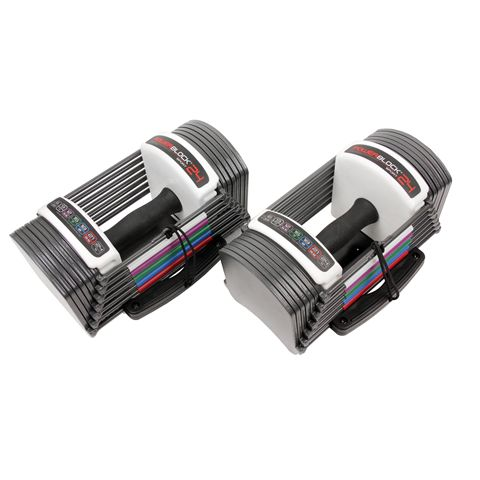 PowerBlock Sport 2.4 Adjustable Dumbbells