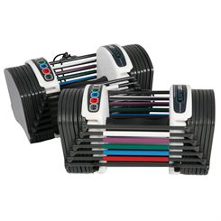 Interchangeable Dumbbell Sets