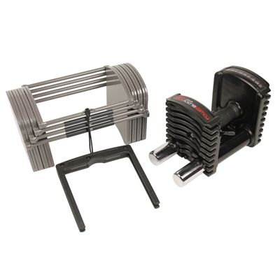 PowerBlock Sport 90 EXP Stage 1 Adjustable Dumbbells6