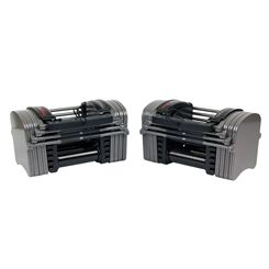 PowerBlock Sport 90 EXP Stage 1 Adjustable Dumbbells