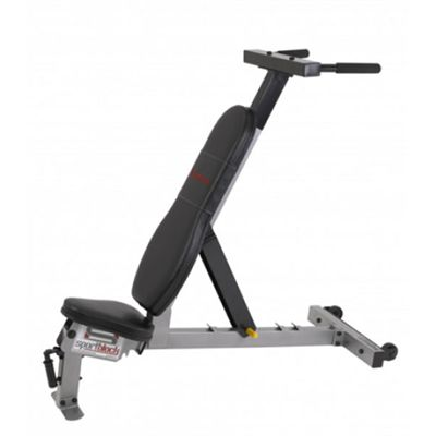 Powerblock Sport Bench Dipping Station - Side View