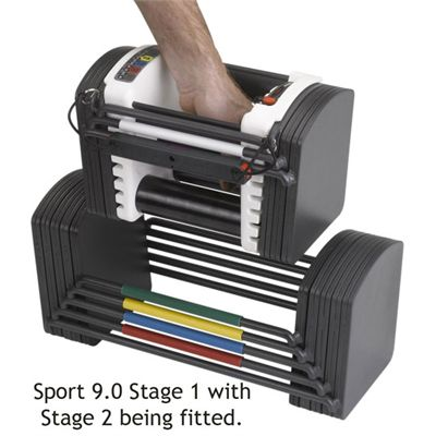 Powerblock Sports 9.0 Stage 2 Kit Image 2
