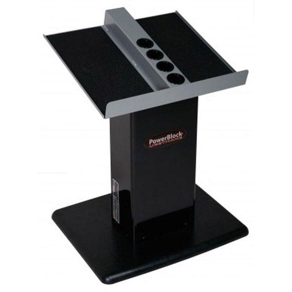 Powerblock In Store: PowerBlock U50 Or U90 Column Stand