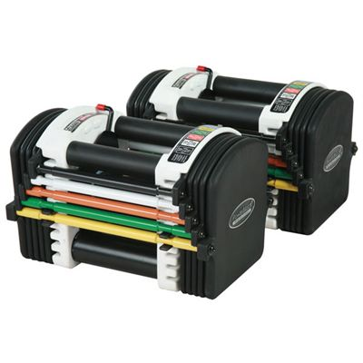 PowerBlock U70 Stage 1 Adjustable Dumbbells
