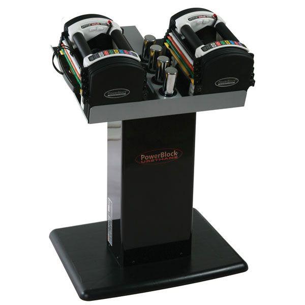 PowerBlock U70 Stage 1 Adjustable Dumbbells