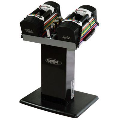 PowerBlock U70 Stage 3 Add On Kit on stand