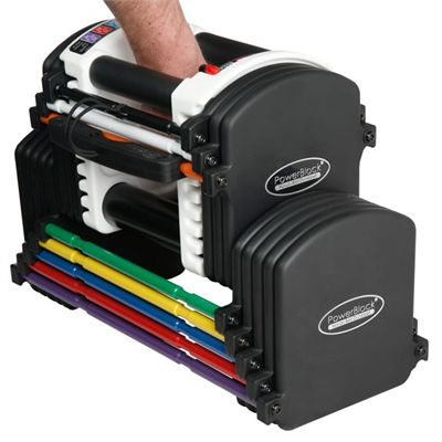PowerBlock U90 Stage 2 Add On Kit showing increments