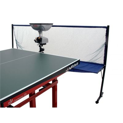 Practice Partner 30 Table Tennis Robot In Use