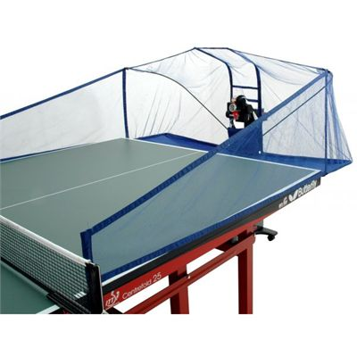Practice Partner 60 Table Tennis Robot In Use