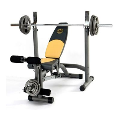 Golds Gym Maxi Workout Bench