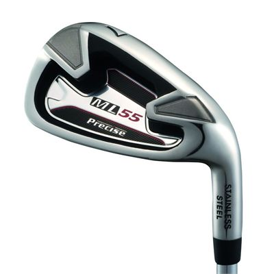 Precise ML55 Mens Steel 7 Iron