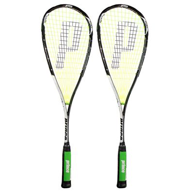 Prince EXO3 Rebel Signature Squash Racket Double Pack