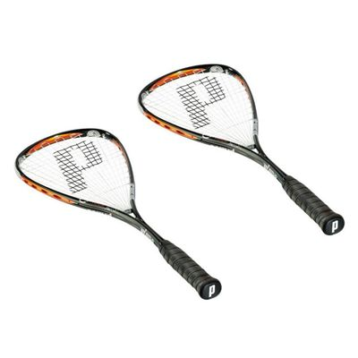 Prince O3 Tour Squash Racket Double Pack