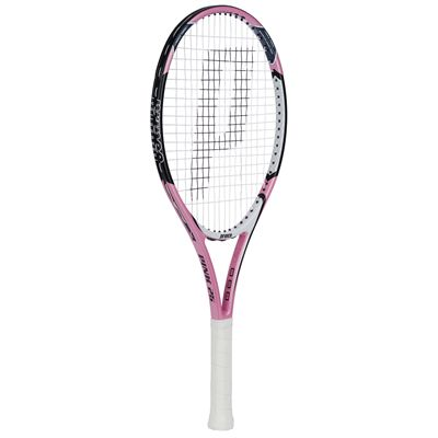 Prince Pink 25 Junior Tennis Racket
