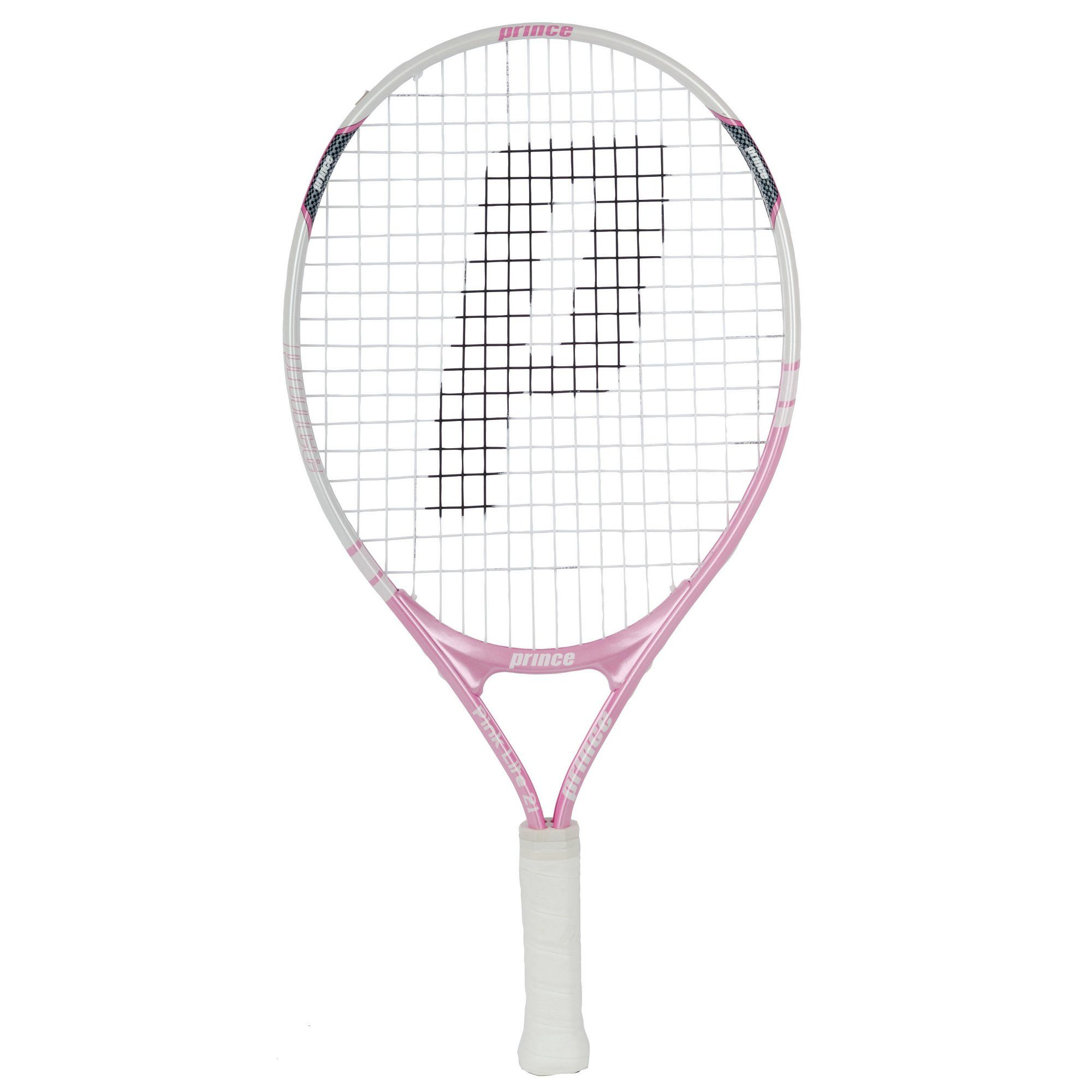 Prince Pink Lite 21 Junior Tennis Racket - Sweatband.com