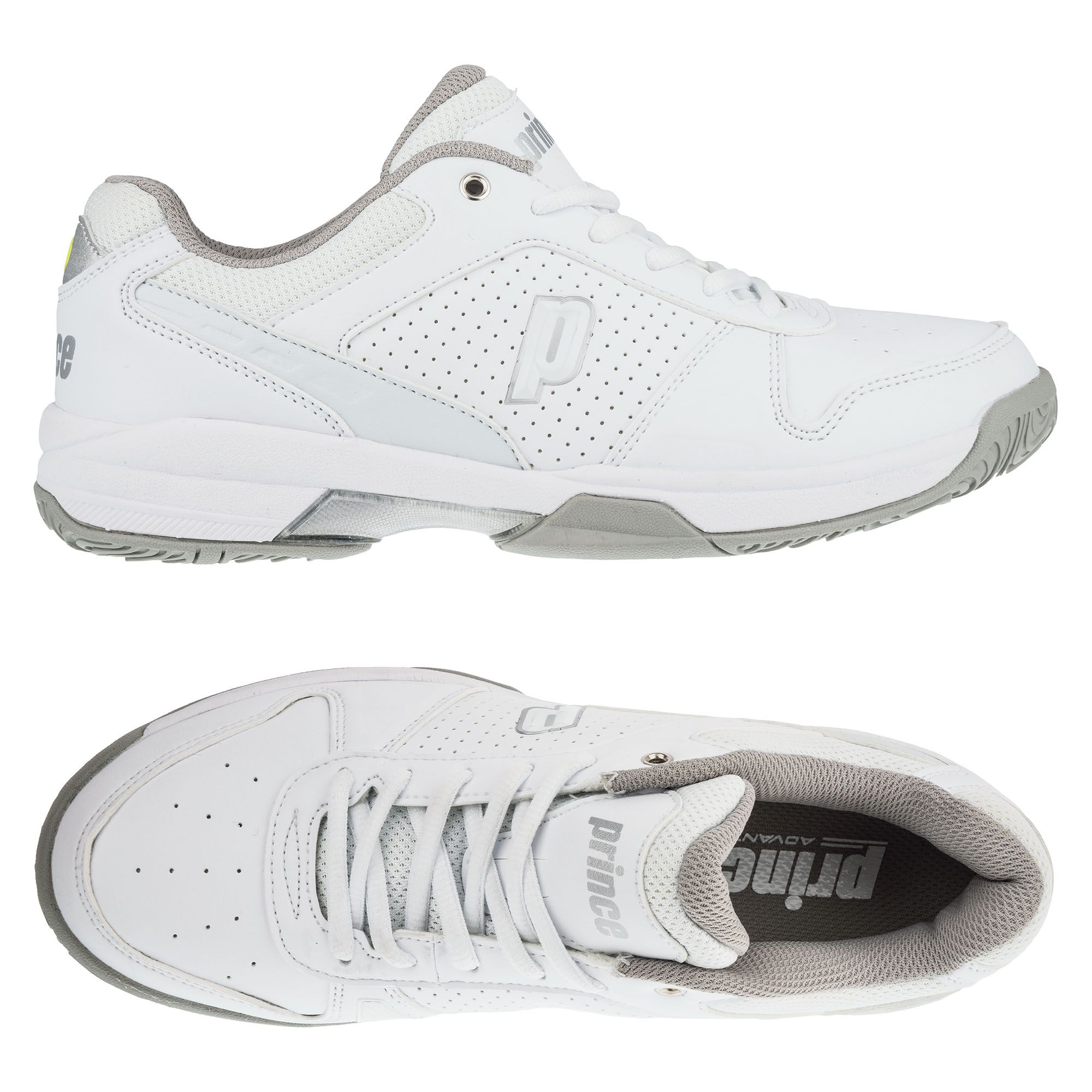 Court Shoes Side Reinforced