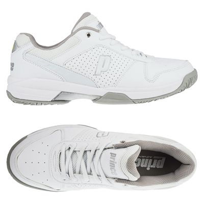 Prince Advantage Lite Ladies Indoor Court Shoes - Side/Top