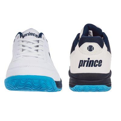 Prince Advantage Lite Mens Indoor Court Shoes - Front/Back