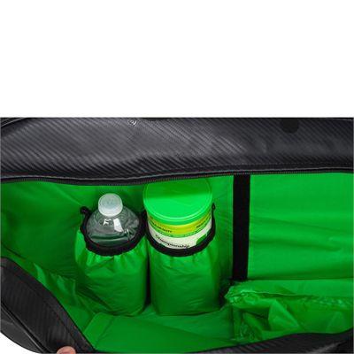 Prince Carbon 6 Racket Bag - Compartment