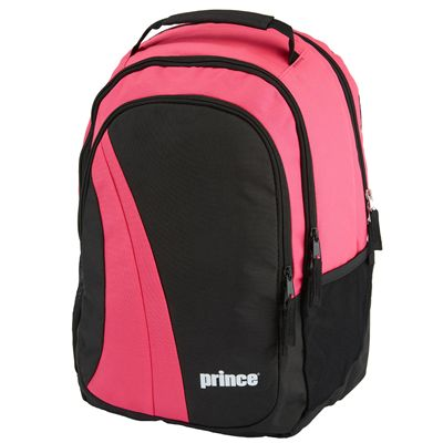 Prince Club Backpack-Black and Pink