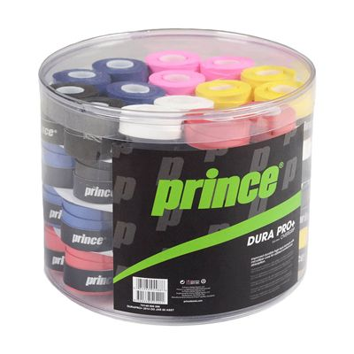 Prince Dura Pro Plus Overgrip - Assorted Pack of 50