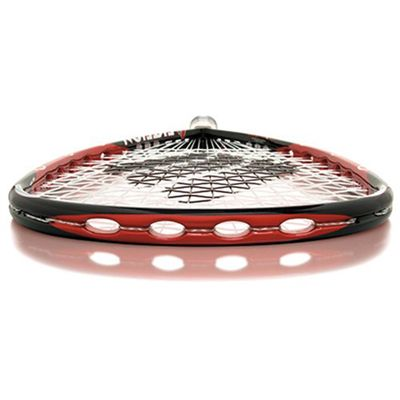 Prince Ektelon 03 Red - Racketball Racket Head View