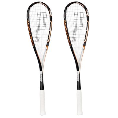 Prince EXO3 Pro Tour Squash Racket Double Pack