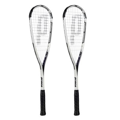 Prince EXO3 Warrior Squash Racket Double Pack