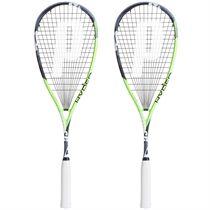 Prince Hyper Elite 500 Squash Racket Double Pack