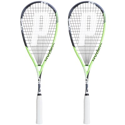 Prince Hyper Elite 500 Squash Racket Double Pack