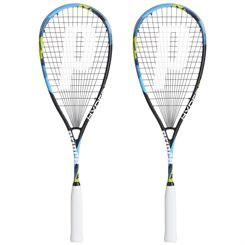 Prince Hyper Pro 550 Squash Racket Double Pack