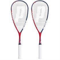Prince Kano Touch 300 Squash Racket Double Pack