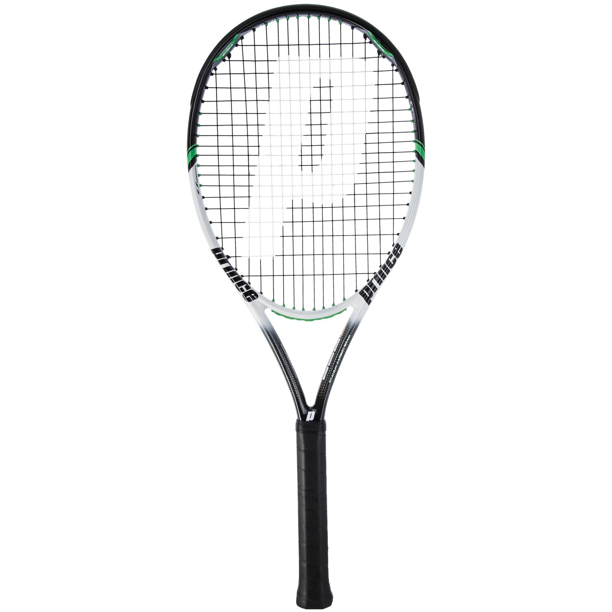 Prince Lightning 100 Tennis Racket  Grip 3