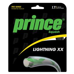 Prince Lightning XX Squash String Set
