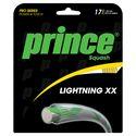 Prince Lightning XX Squash String Set - Gold
