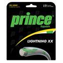 Prince Lightning XX Squash String Set - Green