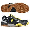 Prince NFS Assault Mens Court Shoes - Black/Yellow