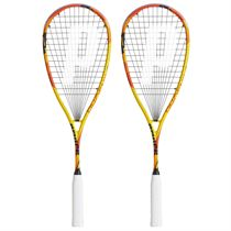 Prince Phoenix Elite 700 Squash Racket Double Pack
